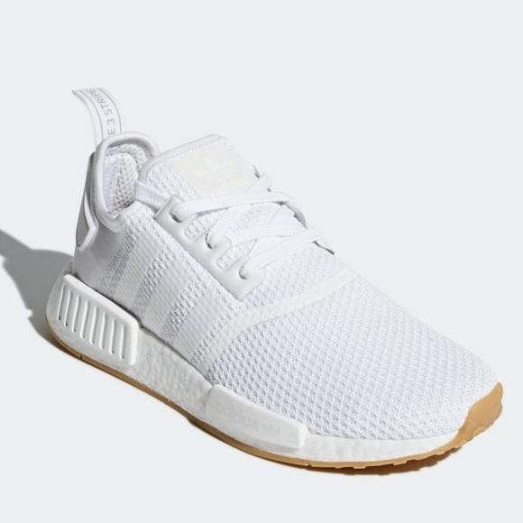 Adidas Shoes White Nmdr1 Nwt Poshmark